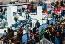 London Classic Car Show 2016 / Garageflex attended this fantastic event at London's Excel from 18-21st February 2016.  Here are all our photos from a great weekend.