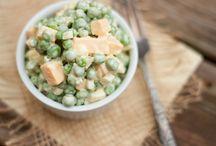Salads / Peas / by Mary Jamison