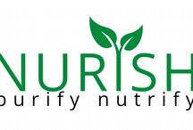 Nurish / Here is to Healthy Living :)