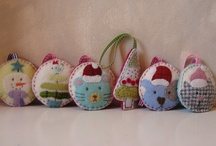 Christmas Ornaments / by Melissa Dawes
