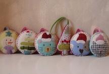 Christmas Ornaments / by Melissa Dawes