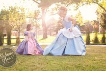 Book Princess Parties / Invite a princess to your child's birthday! We have a wide variety of characters that can go all over the state of Colorado! / by My Enchanted Birthday