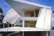 Shigeru Ban / Curtain Wall House