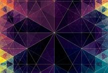 Geometric bliss / by Stephanie Bassett