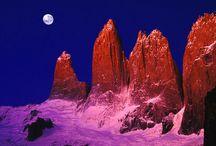 patagonia -argentina - chile