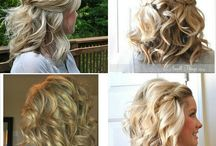 julie hair ideas