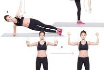 Korean Workout