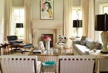Living Rooms / by Jinda Cason