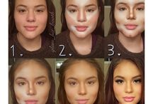 Beautiful Makeup - Step by step.