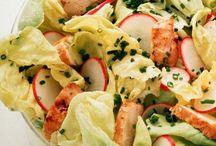 Salate mit ❤️