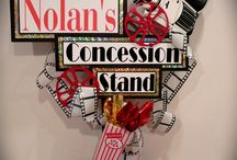 Hollywoood Movie Themed Parties / Things that add pizzazz to a Red Carpet Event. MarlyssAndStacey.com
