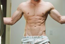 Male Model: Allen Walker