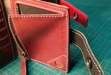 Leather Wallet/Small Purses / by Sandra Borges