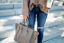 Street Style / The latest looks on the street from Paris to Milan to NYC!
