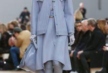 #blue #blau / #blau #outfit #kombinieren #blue #women #frauen #ü40mode #over40