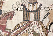 la représentation du chateau au fil du temps
