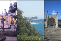 Yalta and Sevastopol Shore Excursions / Get a glimpse at the private & shore #tours that we offer in #Yalta & #Sevastopol, #Crimea, #Ukraine. Interested to find out more? Check out http://www.odessawalks.com/Crimea-Walks.html