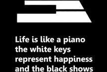 Piano Quotes / http://howtoplaythepianoforbeginners.net/