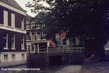 Den Haag / Alle bruggen van Den Haag