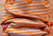 Cloth Diapers / by Bianca Kamnitzer