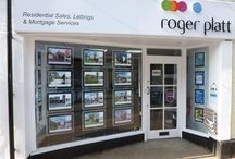 Roger Platt Estate Agents / All the Roger Platt branches listed.