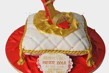 Shoes & Handbag Cakes by Panari