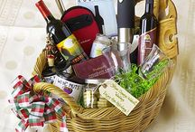 Auction baskets