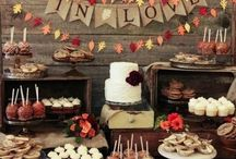 Fall Wedding Ideas / Inspiration for a fall wedding