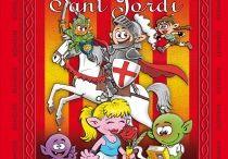 Sant Jordi: Llibres Infantils