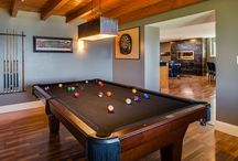 Now That's Entertainment! / Game rooms, pool areas, media rooms...the amenities make the house a home.