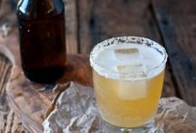 Craft Beer Cocktails / We are passionate about craft beer, we always wanna drink craft beer and we always wanna try new unconventional things with craft beer. Here's our ongoing list  of amazing cocktails that uses different style of craft beer.