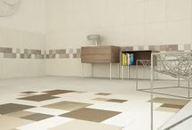 Lapèlle, haute decor à porter / Leather tiles for wall and floor covering, very easy to install. A palette of colors, textures and materials for architects and interior design professionals.