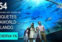 Entradas SeaWorld Orlando