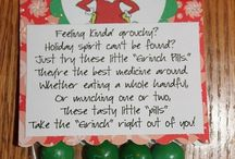 Christmas favors / by Lory Tarver