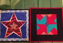 Mini Swap with Fraser Valley Modern Quilt Guild May 2016