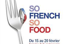 so french so good / Semaine de la gastronomie française en Israël 3ème édition. + d'infos sur : http://blog.fabricemoya.fr/
