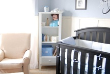 Baby Nurseries and Kid's Rooms / by Laura H -- Hoosier Life, Hoosier Wife