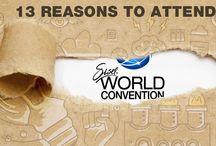 Sisel World Convention 2016 / Sisel World Convention Help In Provo Utah April 2016