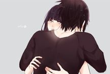 Sasuke e Hinata