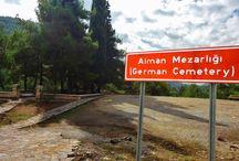 MERSİN-Tarsus Çamalan Alman Mezarlığı