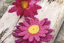 Crochet Away! Flowers