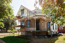 Houses / historic houses around Oregon