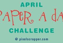 Pixel Scrapper Designer Challenges