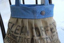 riflové nápady, tašky, kapsáře