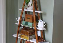 Shelves / Because I need somewhere to put my pretty crap.