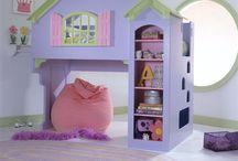 Alli's Room / by Kristen Kruse Hanna