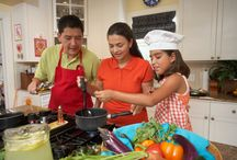Children's Health / Childhood overweight and obesity affect more than 23 million children and teenagers. Feeding kids Nutritioulicious food and teaching them healthy lifestyle habits is key to fighting this epidemic.