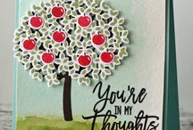 Thoughtful branches Stampin up