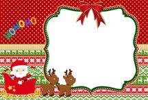 Natal convites