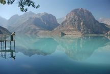 Central Asia trip ideas